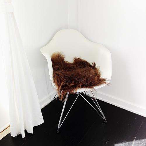 Strandlyst Hotel Samsø - Eames stol